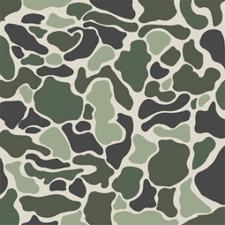 of camo stencils patterns available to order marsh grass brown camo ...
